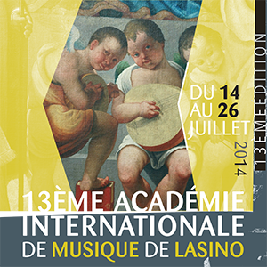 Académie internationale de musique de Lasino 2014